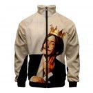 Plus Size 3XL Money Heist Coat TV Movie Costume Super Size La casa de papel Print Jacket