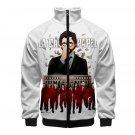 Male Plus Size Windbreaker 4XL La casa de papel Jacket Outdoor Halloween Outwear Money Heist Coat