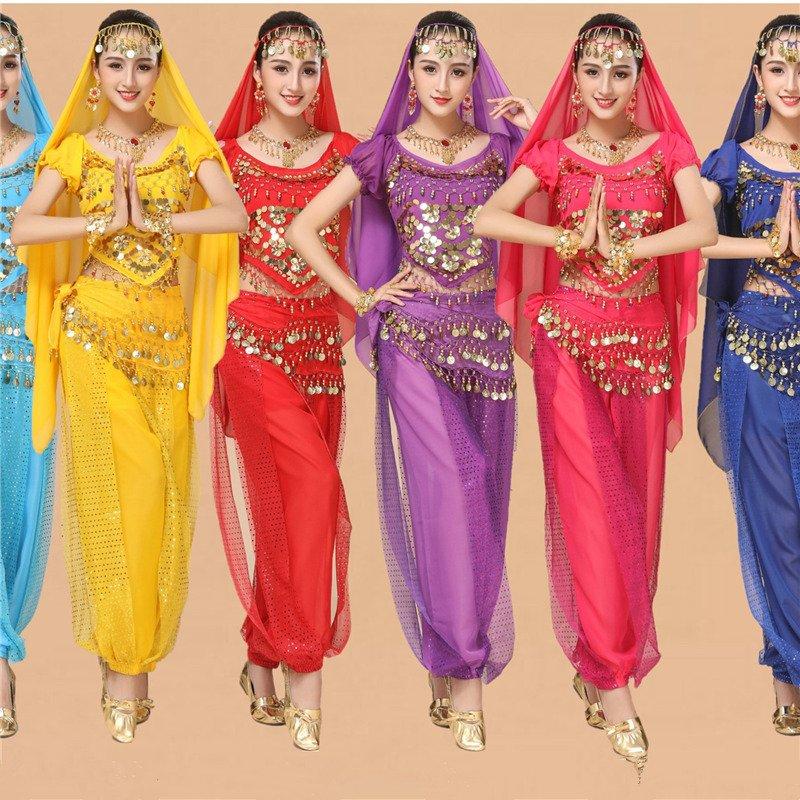 Middle Eastern Arab Girl Burka Halloween Belly Dancing Costume Belly Dance Uniform