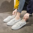 Women Casual Plimsolls Breathable Canvas Board Shoes Ins Fashion Footwear