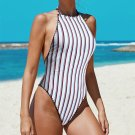 Women Sexy Swimming Costumes Fashion Backless Bathing Suits Female Halter Monokini