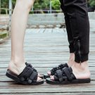 Unisex Fashion Summer Sandals Female Fly Woven Slippers Lover Canvas Sport Footwear