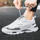 Men Skate Sneakers Breathable Flats Mesh Outdoor Footwear Summer Running Shoes