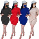 Leisure Tracksuits For Women Fashion Hip Pop Summer Streetwear Plus Size Trendy Clothing