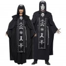 Carnival Vampire Robe Halloween Witch Costume Haunted House Outfits Cosplay Devil Mage Uniform