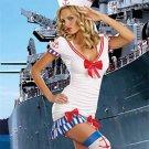Cosplay Halloween Navy Uniform Sexy Cosplay Sailor Costume