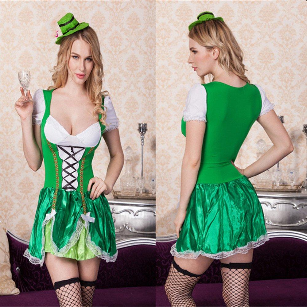 Bavarian National Maid Wear Traditional Beer Girl Costume