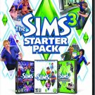 The Sims 3 Starter Pack Windows PC Game Download Origin CD-Key Global