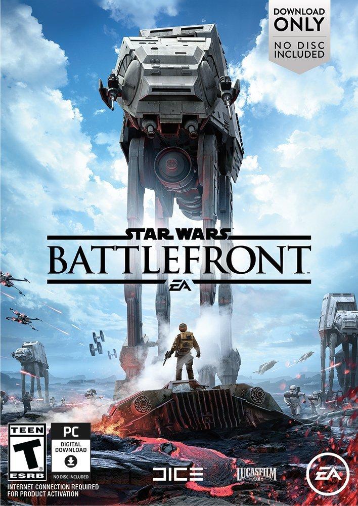 Star Wars: Battlefront Windows PC Game Download - Origin CD-Key Global