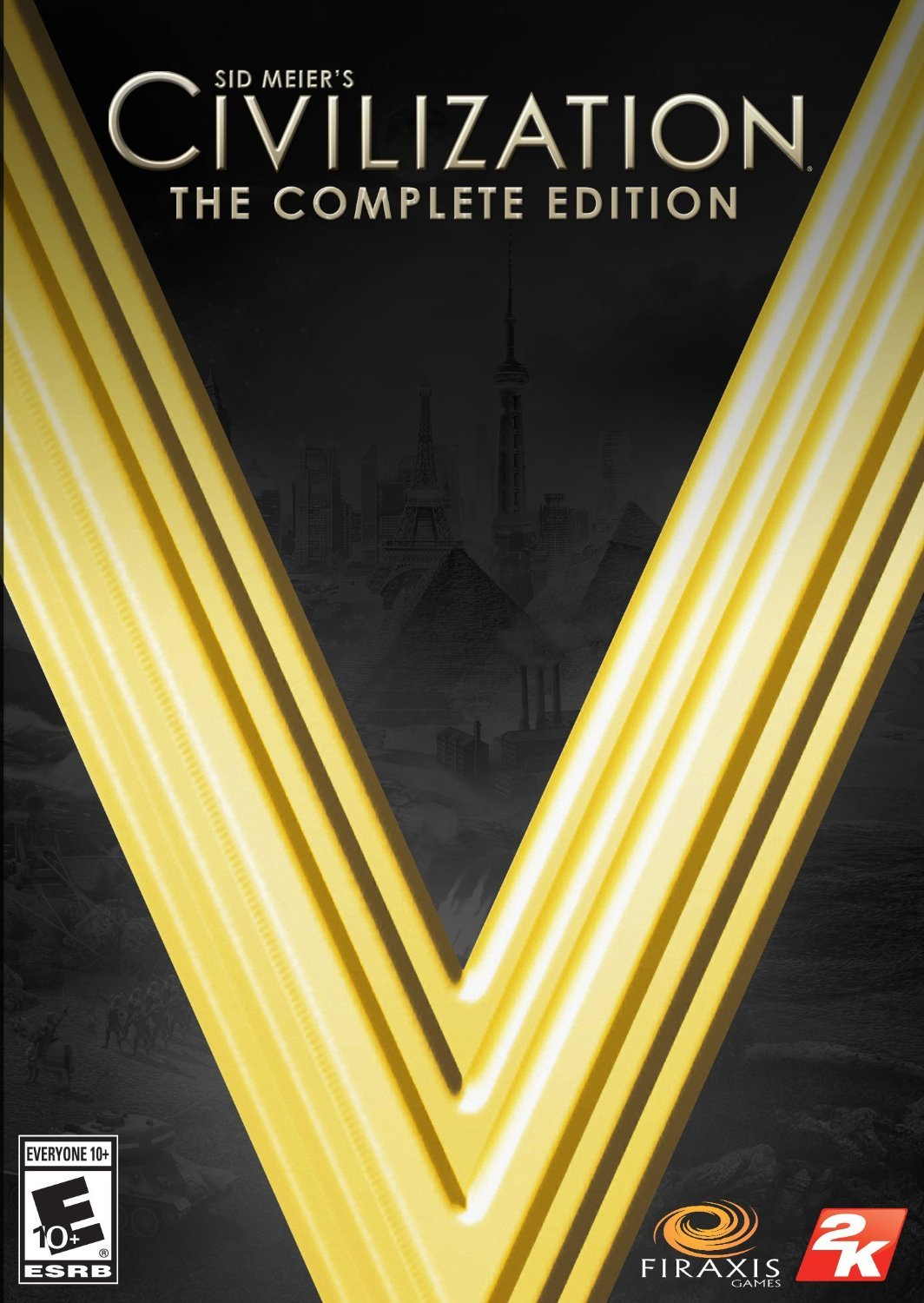 Sid Meier's Civilization V: The Complete Edition Windows PC/Mac Game Download Steam CD-Key Global