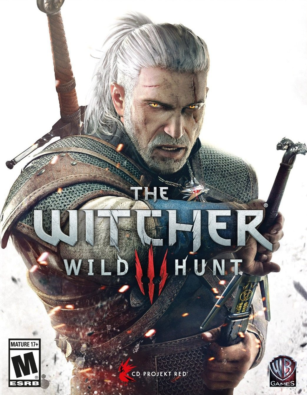 The Witcher 3: Wild Hunt Windows PC Game Download Steam CD-Key Global