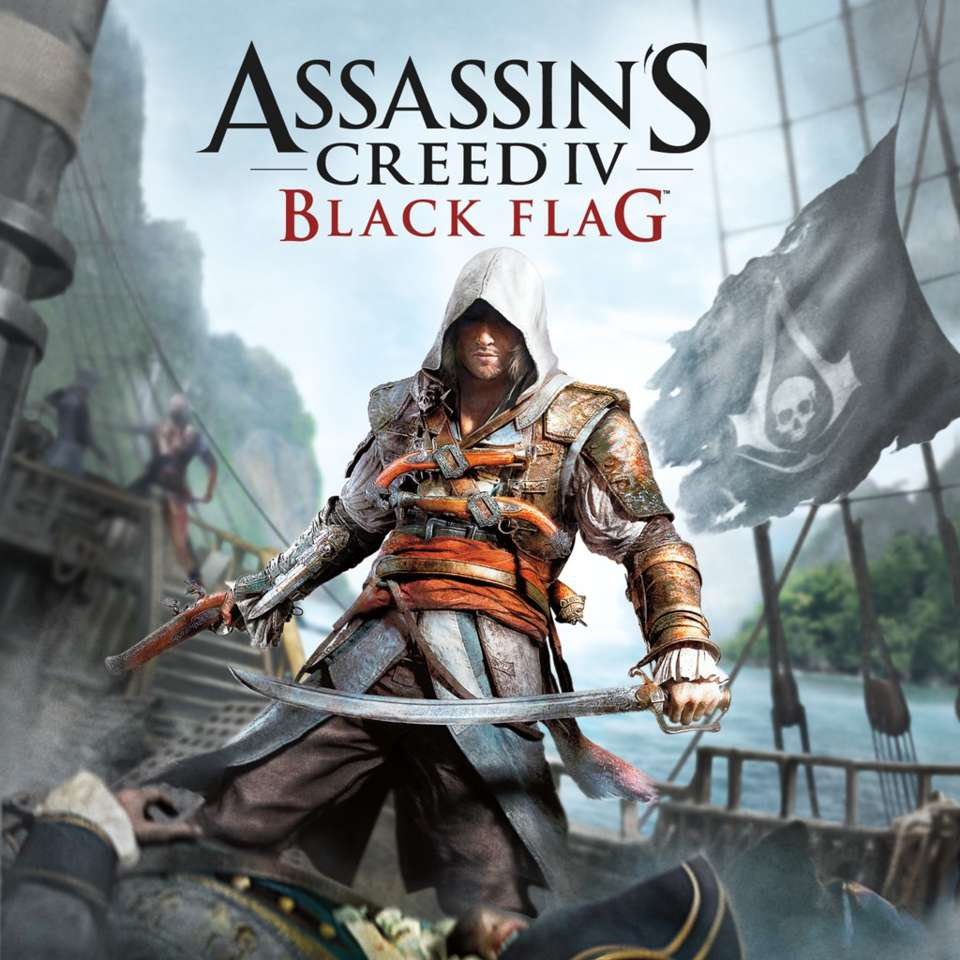 Assassin's Creed IV Black Flag Windows PC Game Download Uplay CD-Key Global
