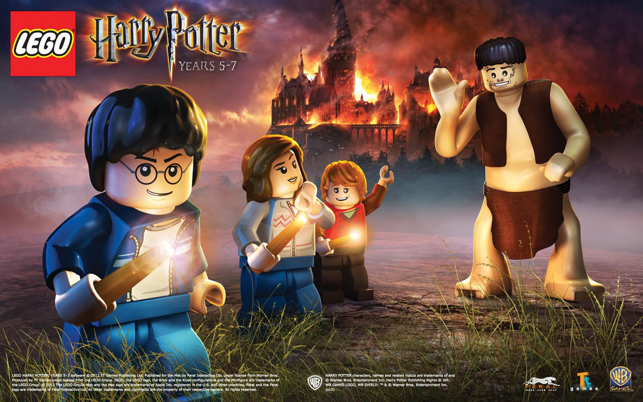 LEGO Harry Potter: Years 5-7 Windows PC Game Download Steam CD-Key Global