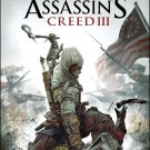 Assassin's Creed III Windows PC Game Download Uplay CD-Key Global