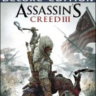 Assassin's Creed III Deluxe Edition Windows PC Game Download Uplay CD-Key Global