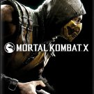 Mortal Kombat X Windows PC Game Download Steam CD-Key Global