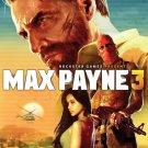 Max Payne 3 Windows PC Game Download Steam CD-Key Global