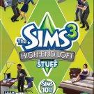 The Sims 3: High End Loft Stuff Pack Windows PC/Mac Game Download Origin CD-Key Global