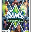 The Sims 3: Supernatural Expansion Pack Windows PC/Mac Game Download Origin CD-Key Global