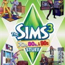 The Sims 3: 70's, 80's, and 90's Stuff Pack Windows PC/Mac Game Download Origin CD-Key Global