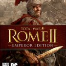 Total War: Rome II Emperor Edition Windows PC Game Download Steam CD-Key Global