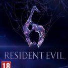 Resident Evil 6 Windows PC Game Download Steam CD-Key Global