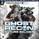 Tom Clancy's Ghost Recon: Future Soldier Deluxe Edition Windows PC Game Download Uplay CD-Key Global