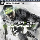 Tom Clancy's Splinter Cell: Blacklist Deluxe Edition Windows PC Game Download Uplay CD-Key Global