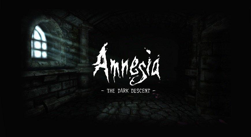 Amnesia: The Dark Descent Windows PC Game Download Steam CD-Key Global
