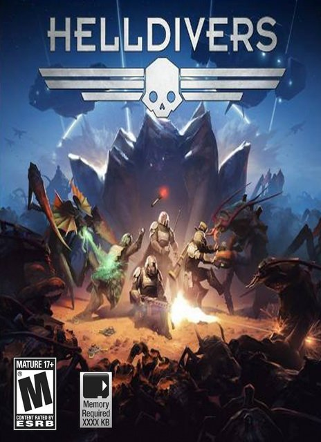 HELLDIVERS Windows PC Game Download Steam CD-Key Global