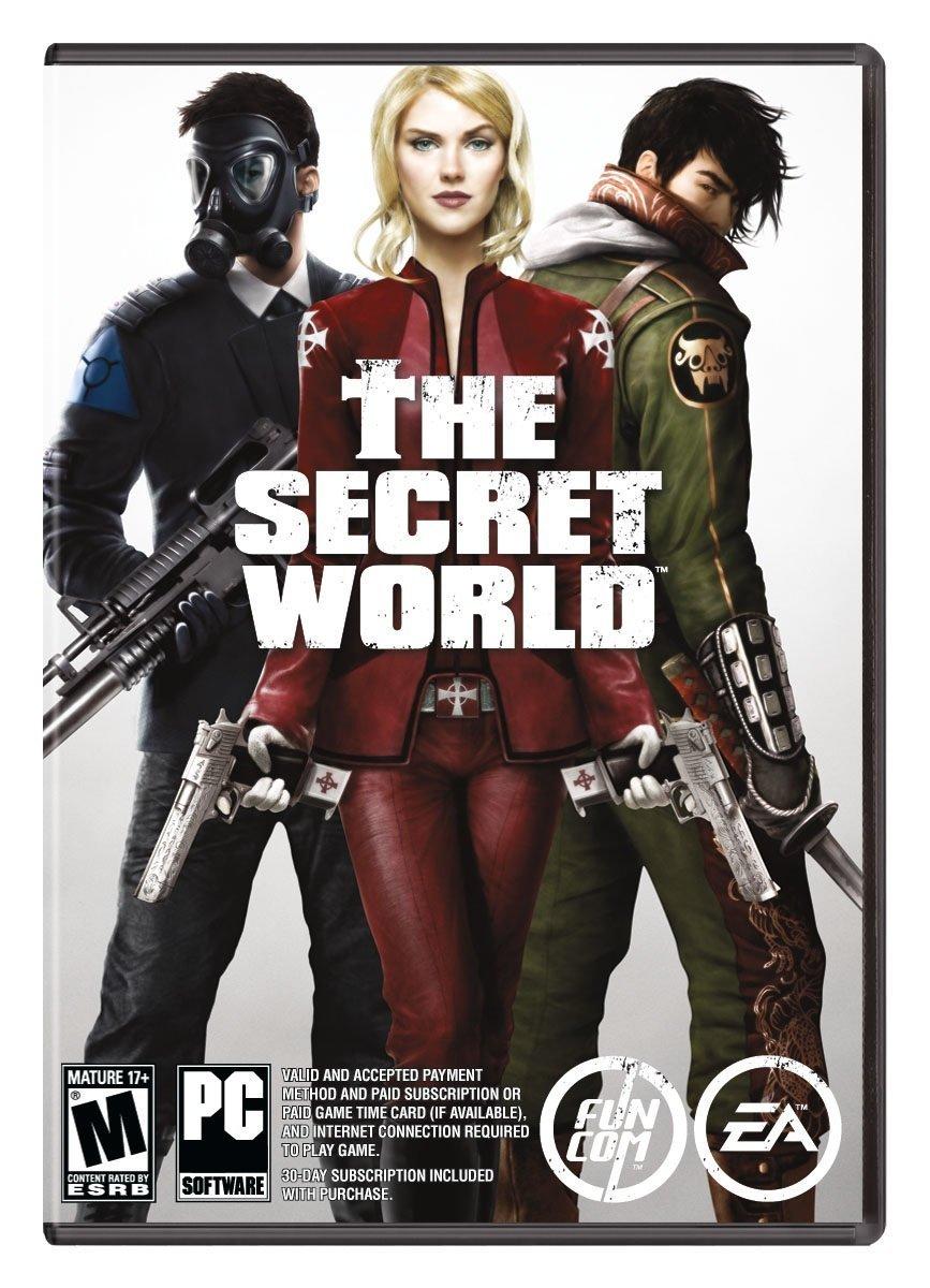 The Secret World Windows PC Game Download Steam CD-Key Global