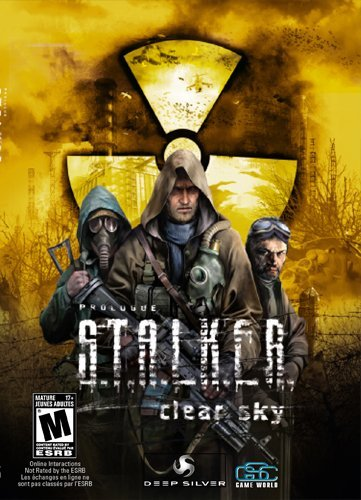 S.T.A.L.K.E.R. Clear Sky Windows PC Game Download Steam CD-Key Global
