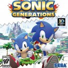 Sonic Generations Windows PC Game Download Steam CD-Key Global