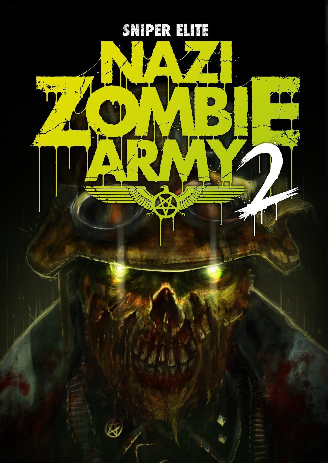 Sniper Elite: Nazi Zombie Army 2 Windows PC Game Download Steam CD-Key Global