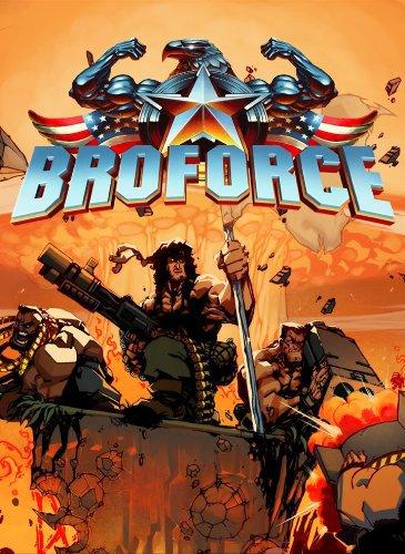 Broforce Windows PC Game Download Steam CD-Key Global