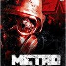 Metro 2033 Windows PC Game Download Steam CD-Key Global