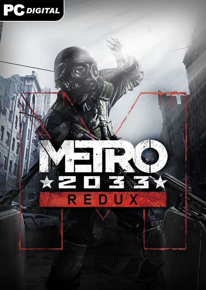 Metro 2033 Redux Windows PC Game Download Steam CD-Key Global