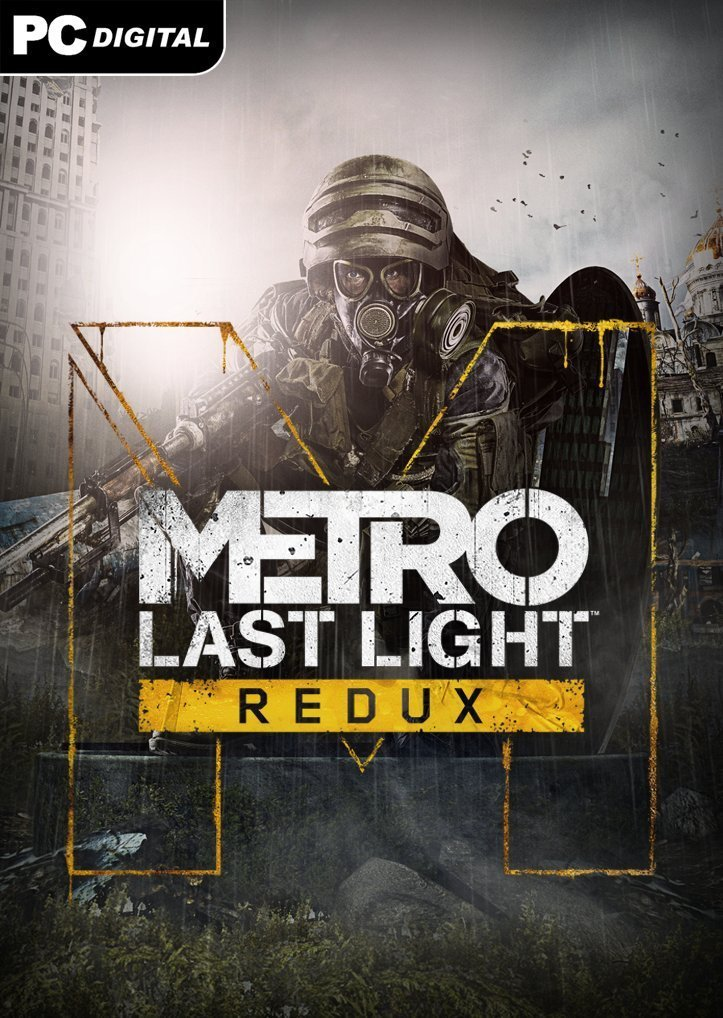 Metro: Last Light Redux Windows PC Game Download Steam CD-Key Global