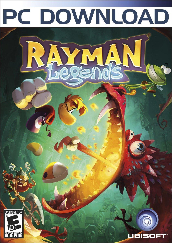 Rayman Legends Windows PC Game Download Steam CD-Key Global
