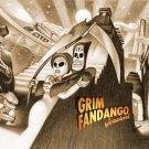 Grim Fandango Remastered Windows PC Game Download Steam CD-Key Global