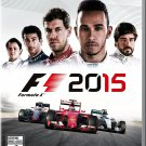 F1 2015 Windows PC Game Download Steam CD-Key Global