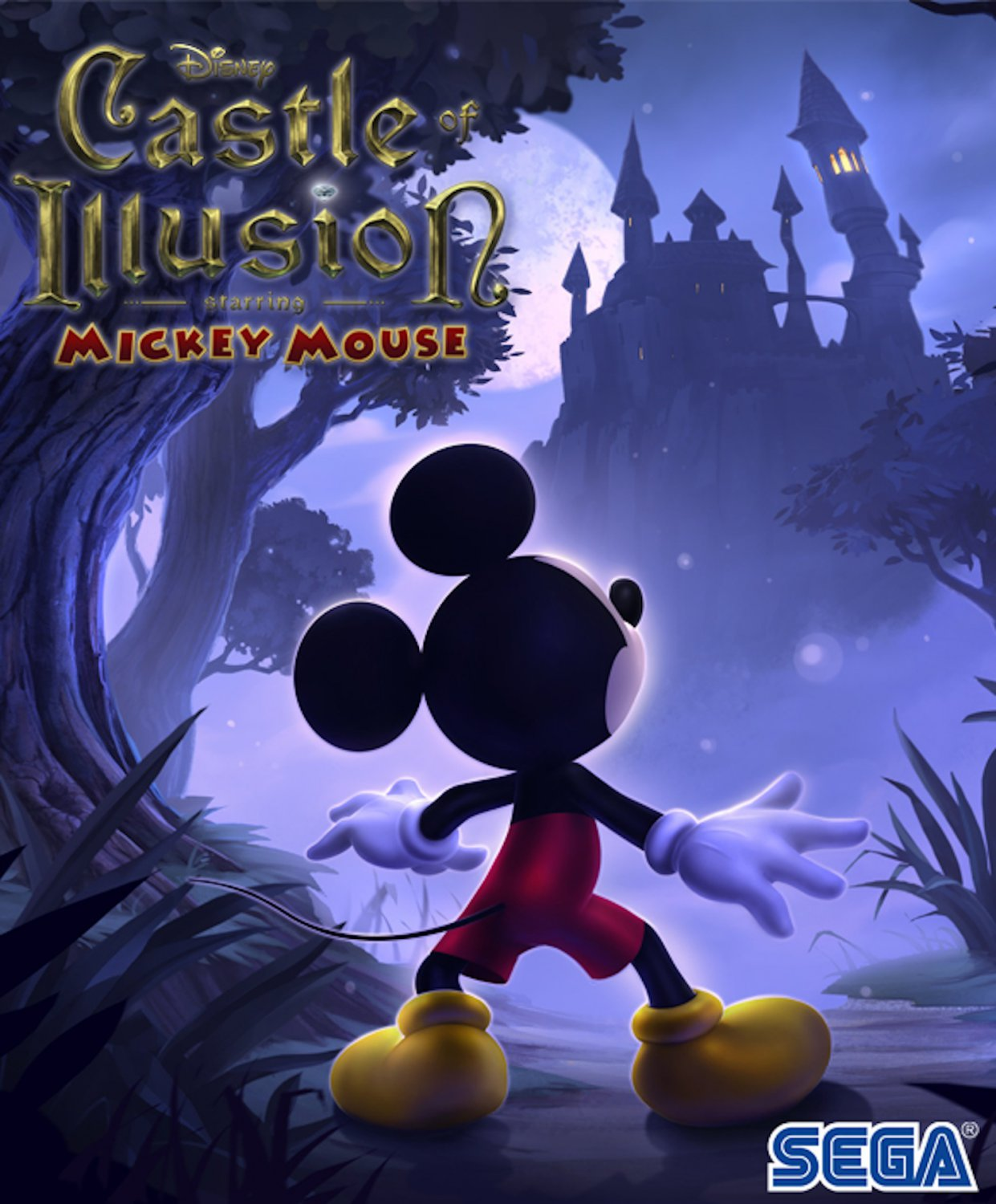 Castle of Illusion Windows PC Game Download Steam CD-Key Global