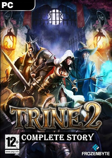 Trine 2: Complete Story Windows PC Game Download Steam CD-Key Global