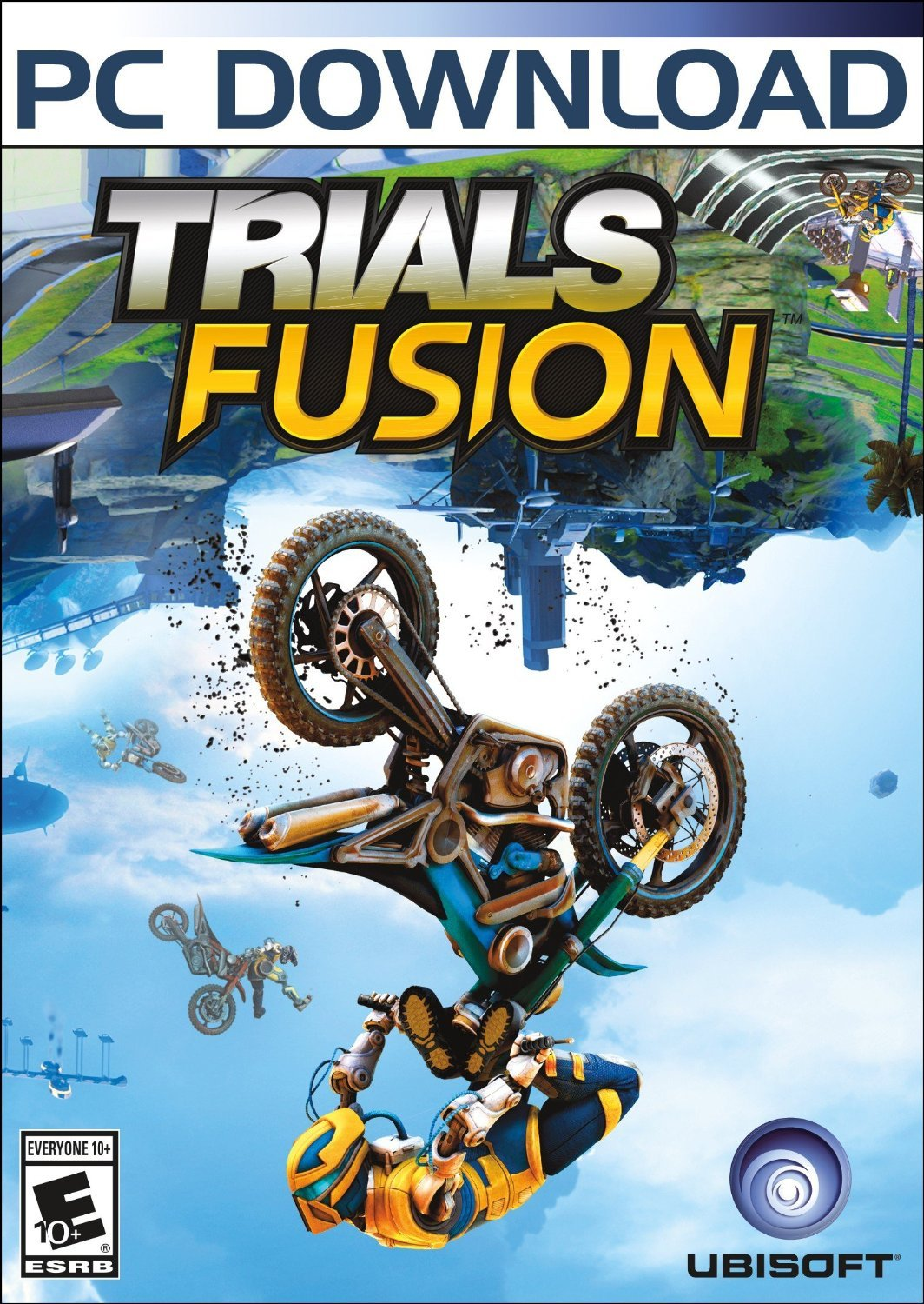 Trials Fusion Season Pass Windows PC Game Download Uplay CD-Key Global