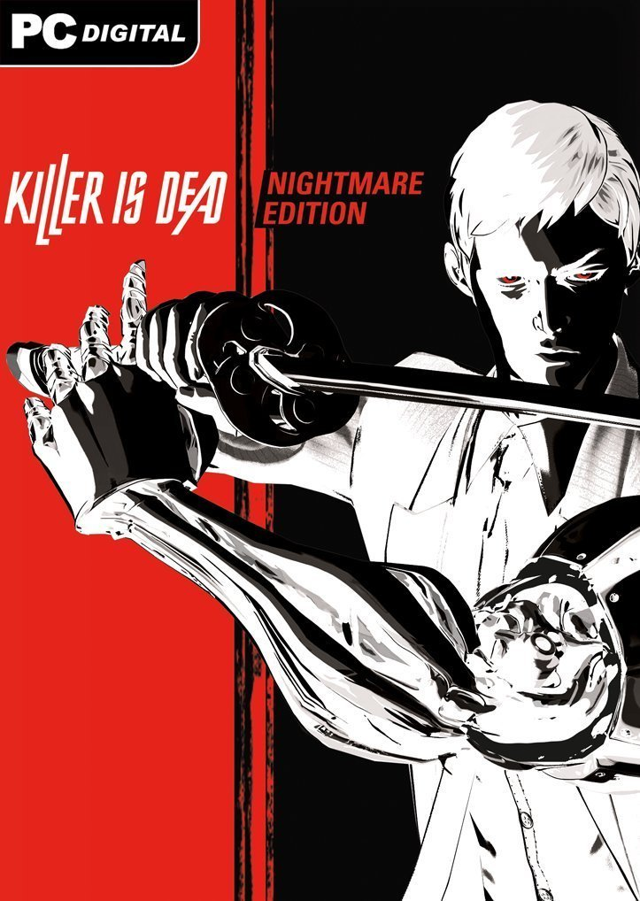 Killer is Dead - Nightmare Edition Windows PC Game Download Steam CD-Key Global