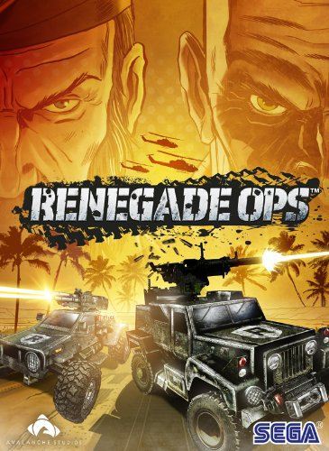 Renegade Ops Windows PC Game Download Steam CD-Key Global