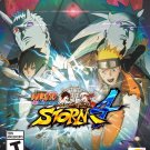 NARUTO SHIPPUDEN: Ultimate Ninja STORM 4 Xbox One Physical Game Disc US