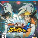 NARUTO SHIPPUDEN: Ultimate Ninja STORM 4 PS4 Physical Game Disc US