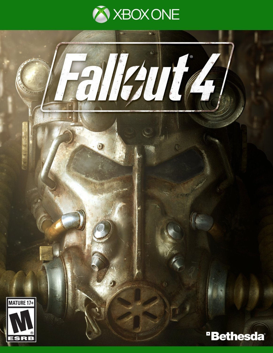 Fallout 4 Xbox One Physical Game Disc US