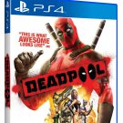 Deadpool PS4 Physical Game Disc US